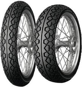80/100-16 Dunlop K388 F TL 45P