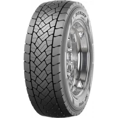 215/75R17.5 Dunlop SP446 126/124M 12PR M+S 3PMSF Napęd