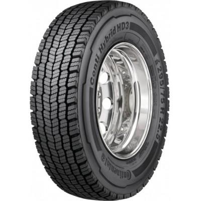 315/70R22.5 Continental Conti Hybrid HD3 M+S 154/150L 18PR TL 3PMSF