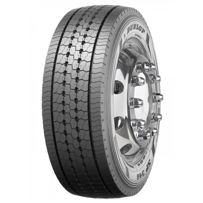 265/70R19.5 Dunlop SP346 140/138M 3PMSF