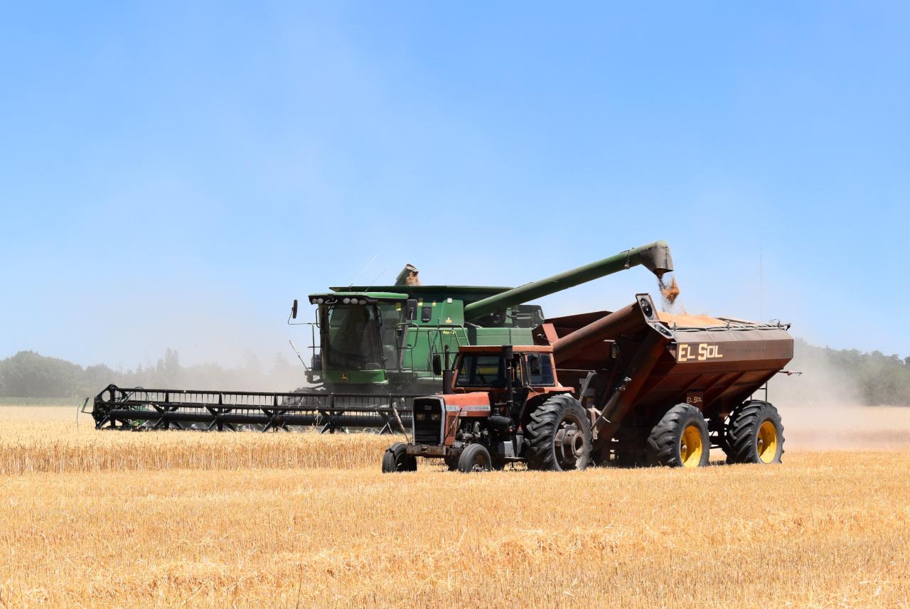 Odpowiedni dobór opon rolniczych